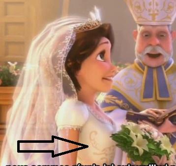 Wedding dress jpg. Tangled Wedding Ring. Home Design Ideas